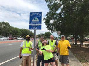 LP Seminole Adopt a road